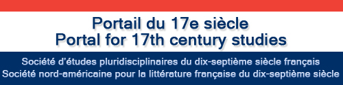 Society for Interdisciplinary French Seventeenth-Century Studies/North American Society for Seventeenth-Century French Literature